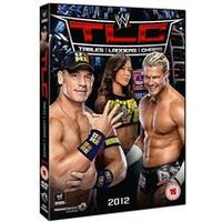WWE TLC - Tables, Ladders, Chairs 2012