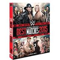 WWE: The Best PPV Matches Of 2015