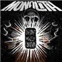 Monolith - Against The Wall Of Forever (Music CD)