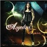 Angelica - Thrive (Music CD)