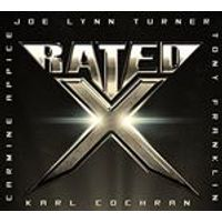 Rated X - Rated X (Music CD)