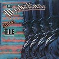 Manhattans (The) - Black Tie (Music CD)