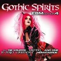 Various Artists - Gothic Spirits (EBM Edition, Vol. 4) (Music CD)
