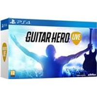 Guitar Hero Live with Guitar Controller (PS4)