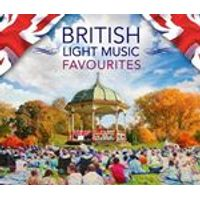 British Light Music Favourites (Music CD)