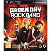 Green Day - Rock Band (PS3)