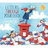 David Gibb - Letters Through Your Door (Music CD)