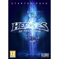 Heroes of the Storm Starter Pack (PC/Mac DVD)