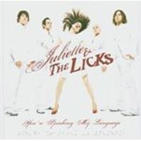Juliette Lewis & The Licks - Youre Speaking My Language (Music CD)