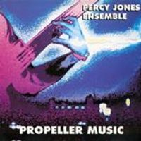 Percy Jones - Propeller Music (Music CD)
