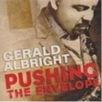 Gerald Albright - Pushing The Envelope (Music CD)