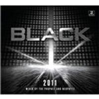 Neophyte - Black 2011 (Mixed by The Prophet & Neophyte/Mixed by Neophyte/Mixed by The Prophet) (Music CD)