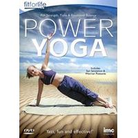 Power Yoga-Susan Fulton