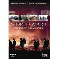 World War I War to End War