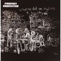 Fairport Convention - What We Did On Our Holidays (Music CD)