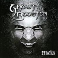 Ghost Booster - Freaks (Music CD)