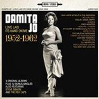 Damita Jo - Love Laid Its Hand On Me 1952-1962 (Music CD)