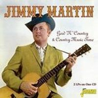 Jimmy Martin - Good n Country/Country Music Time (Music CD)