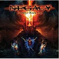 Negacy - Flames of Black Fire (Music CD)