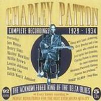 Charley Patton - Charley Patton 1934 (Music CD)