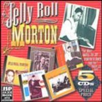 Jelly Roll Morton - Complete Recorded Work - 1926-30 (Music CD)