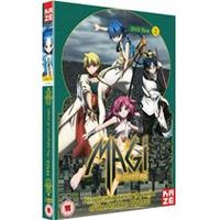 Magi - The Labyrinth Of Magic: Season 1 - Part 2