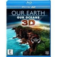 Our Earth, Our Oceans 3D [Blu-ray]