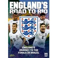 Englands Road to Rio: Brazil World Cup 2014