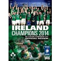 Ireland Champions RBS 6 Nations 2014