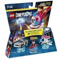 LEGO Dimensions - Back to the Future Level Pack