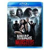 Ninjas Vs. Monsters (Blu-ray)