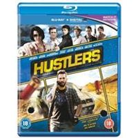Hustlers (Blu-ray + UV)