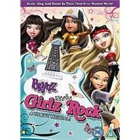 Bratz - Girlz Really Rock