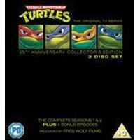Teenage Mutant Ninja Turtles - 25th Anniversary Edition (3 Disc)