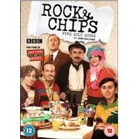 Rock & Chips - Five Gold Rings