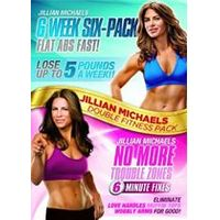 Jillian Michaels - Six Week Six-Pack / No More Trouble Zones