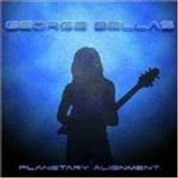 George Bellas - Planetary Alignment (Music CD)
