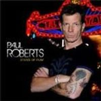 Paul Roberts - States Of Play (Music CD)
