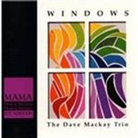 Dave MacKay - Windows (Music CD)