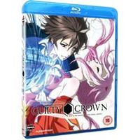Guilty Crown Series 1 Part 1 (Eps 01-11) Blu-ray