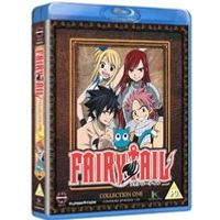 Fairy Tail Collection One (Episodes 1-24) (Blu-ray)