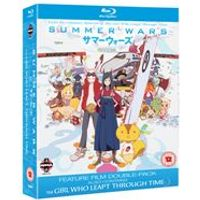 Summer Wars / The Girl Who Leapt Through Time (Blu-Ray)