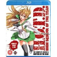 High School of the Dead: Drifters Of The Dead Edition (Series & OVA) (Blu-ray)