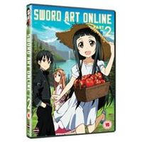 Sword Art Online Part 2 (Episodes 8-14)