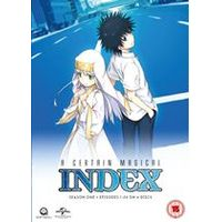 A Certain Magical Index: Complete Season 1 Collection (Episodes 1-24)