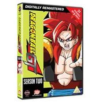 Dragon Ball GT Season 2 (Episodes 35-64 and Movie)