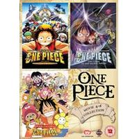 One Piece: Movie Collection 2 (Contains Films 4-6)