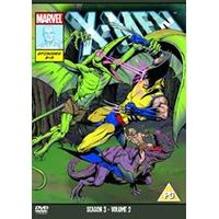 X-Men: Season 3 - Volume 2