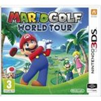 Mario Golf: World Tour (3DS)