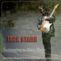 Jack Starr - Swimming in Dirty Water (Music CD)